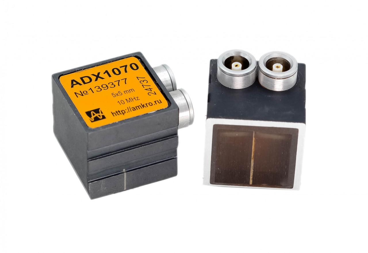 Наклонные р/с преобразователи ADХ10xx 10МГц