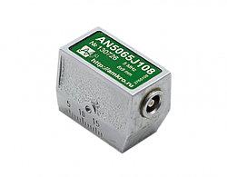 Наклонные совмещенные притертые преобразователи AN5065Jxx 5 МГц 65 град