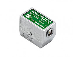 Наклонные совмещенные притертые преобразователи AN5070Jxx 5 МГц 70 град