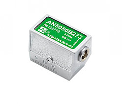 Наклонный совмещенный притертый преобразователь AN5050Bxx 5 МГц с углом 50град