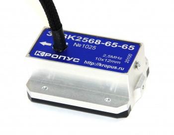 Специализированный многоканальный акустический блок 3A8K2568-65 для сканер-дефектоскопа УСД-60-8К
