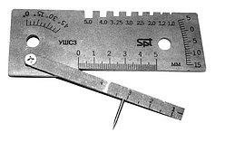 Универсальный шаблон сварщика УШС-3
