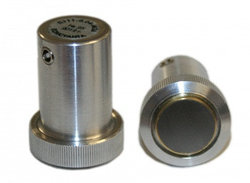 Прямые низкочастотные преобразователи с металлическим протектором диам.26мм