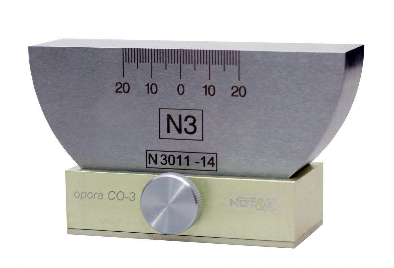 Подставка под стандартный образец СО-3