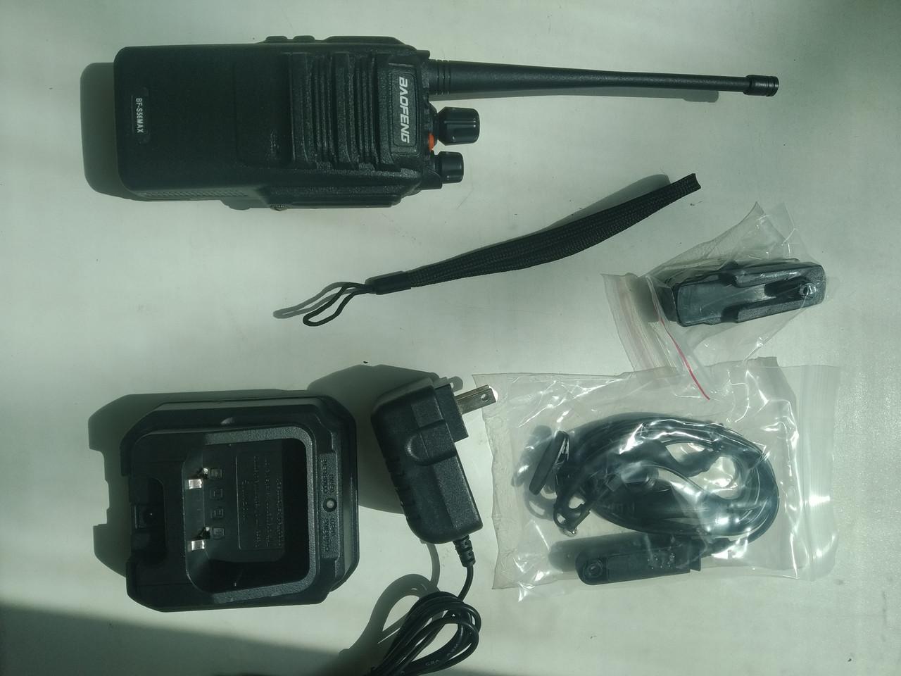 Партативная радиостанция Baofeng BF-S56 max - фото 2
