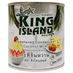 Сгущенное кокосовое молоко, 380 г, King Island