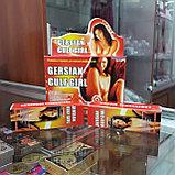 """Возбуждающая жвачка """"Gersian Gulf Girl"""" ( В упаковке 5 пластинок )., фото 2"""
