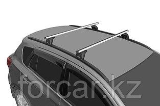 """Багажная система """"LUX"""" с дугами 1,2м аэро-классик (53мм) для а/м Hyundai Tucson (IX35) 2010-2015 г.в., фото 3"""