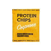 Протеиновые чипсы со вкусом сыра Vasco 32 гр, фото 1