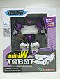 "Tobot Робот-трансформер Тобот W ""Мини"", фото 2"