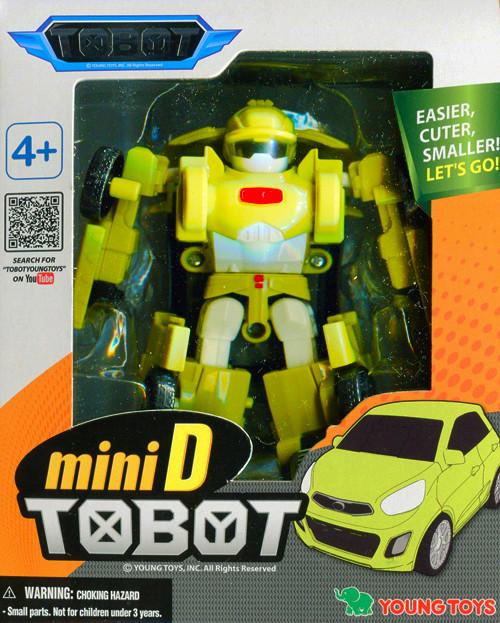 """Tobot Робот-трансформер Тобот D """"Мини"""""""