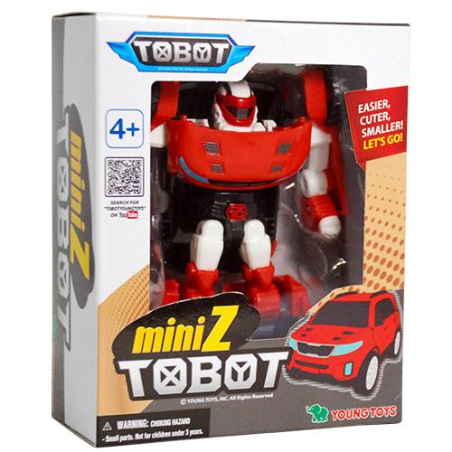 """Tobot Робот-трансформер Тобот Z """"Мини"""""""