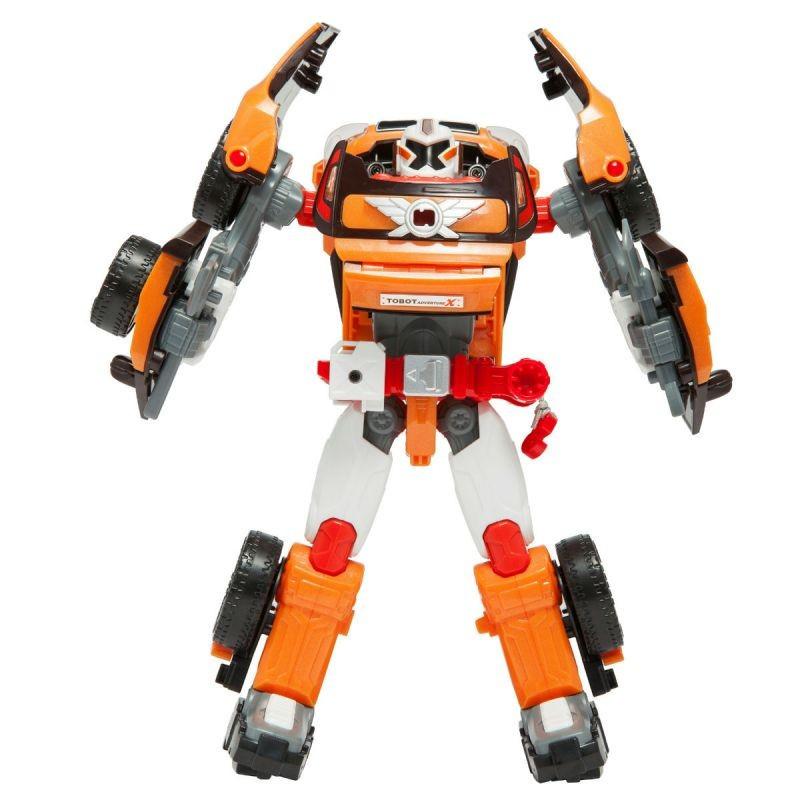"""Tobot Робот-трансформер Тобот Х """"Приключения"""""""