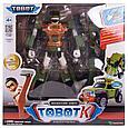 Tobot Робот-трансформер Тобот K (свет, звук), фото 2