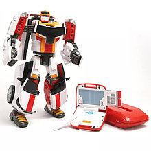 Tobot Робот-трансформер Тобот V (звук)