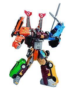 Тоботы Роботы-трансформеры, Tobot