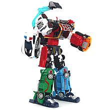 Tobot Робот-трансформер Тобот Атлон Магма 6 S2
