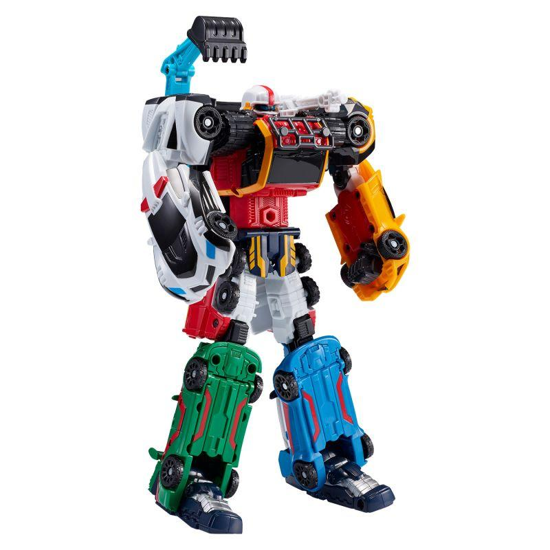 "Tobot Робот-трансформер Тобот Атлон Магма 6 ""Мини"""