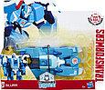 """Hasbro Трансформеры """"Роботы под прикрытием"""" - Блюрр, 10 см, фото 3"""