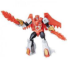 """Hasbro Трансформеры """"Роботы под прикрытием"""" Твинферно (12 см)"""