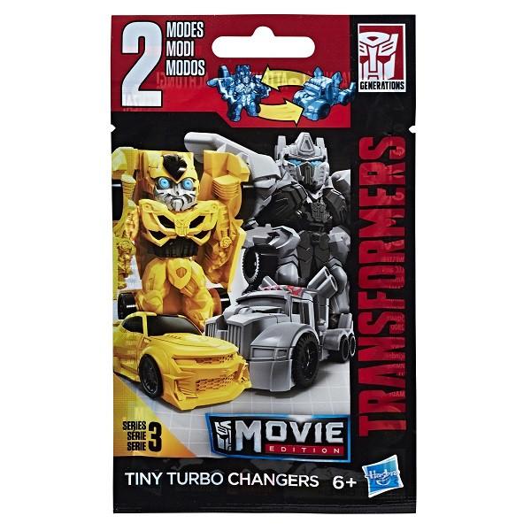 Hasbro Трансформеры - Мини-фигурка Турбо Титаны, в ассортименте