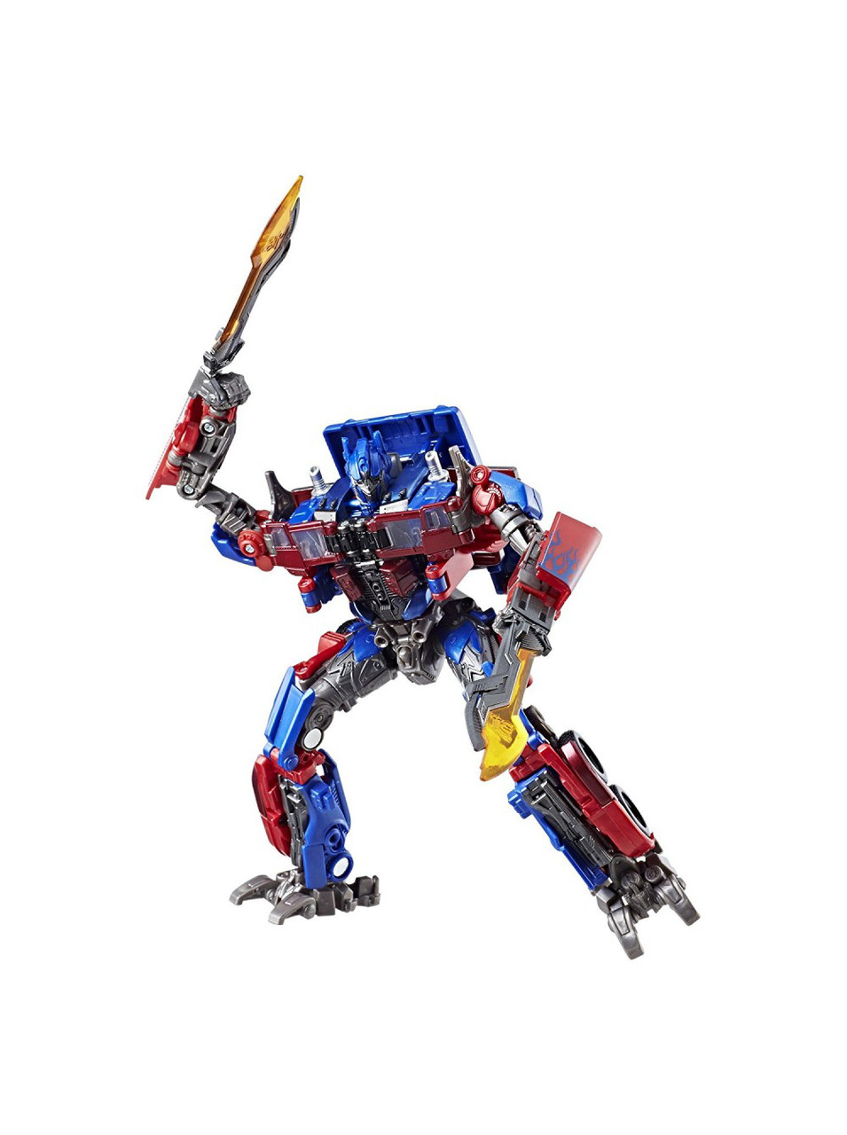 Hasbro Трансформеры Коллекционная фигурка Оптимус Прайм, 16 см