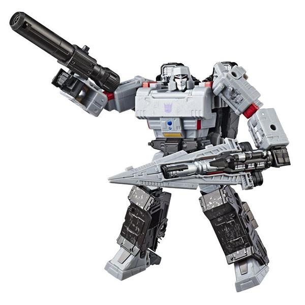 "Hasbro Трансформеры ""Война за Кибертрон: Класс Вояджер"" - Мегатрон"