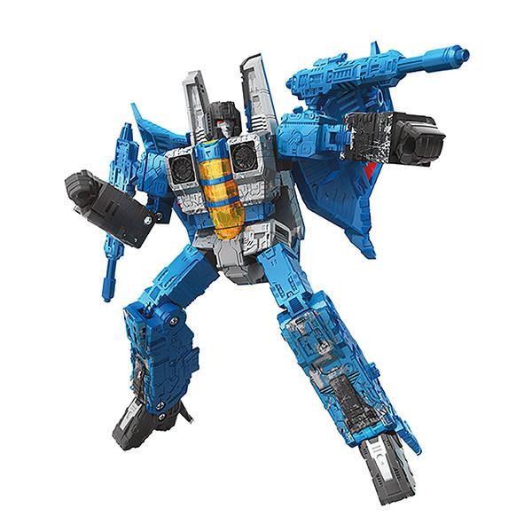 "Hasbro Трансформеры ""Война за Кибертрон: Класс Вояджер"" - Тандеркрекер"