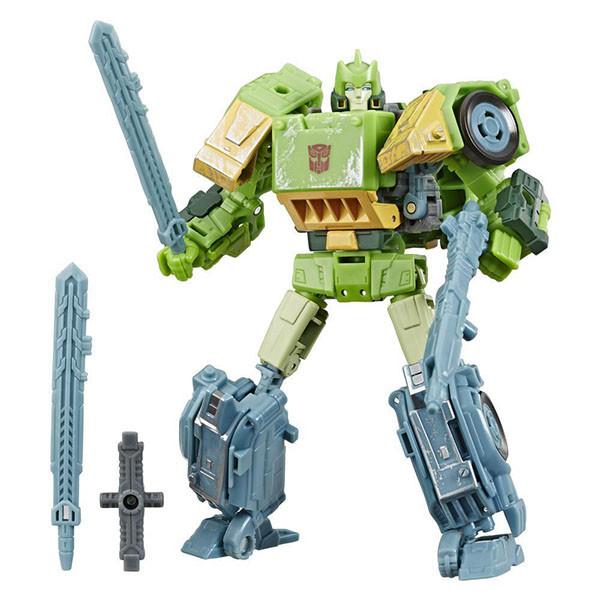 """Hasbro Трансформеры """"Война за Кибертрон: Класс Вояджер"""" - Спрингер"""