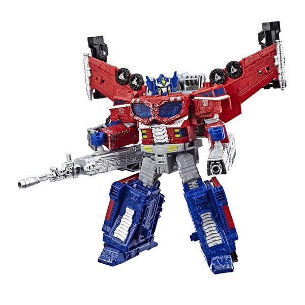 "Hasbro Трансформеры ""Война за Кибертрон: Класс Лидер"" - Оптимус Прайм"