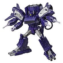 """Hasbro Трансформеры """"Война за Кибертрон: Класс Лидер"""" - Шоквейв"""