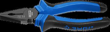 Плоскогубцы ЗУБР 160 мм, комбинированные, 22015-1-16_z01, фото 3