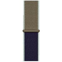 Оригинальный браслет/ремешок для Apple Watch 40mm Khaki Sport Loop (MWTT2ZM/A)
