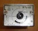 Реле времени RTs-61 220В 50Гц