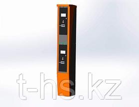 Автоматическая двухуровневая трехтарифная въездная стойка ParkStyle E3
