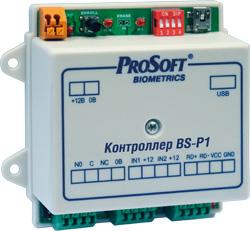 Контроллер биометрический BioSmart BS-P1