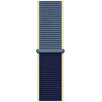 Оригинальный браслет/ремешок для Apple Watch 40mm Alaskan Blue Sport Loop (MX3M2ZM/A)