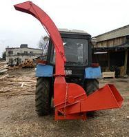 Машина древесно-рубильная МДР-0,8 (измельчитель веток)