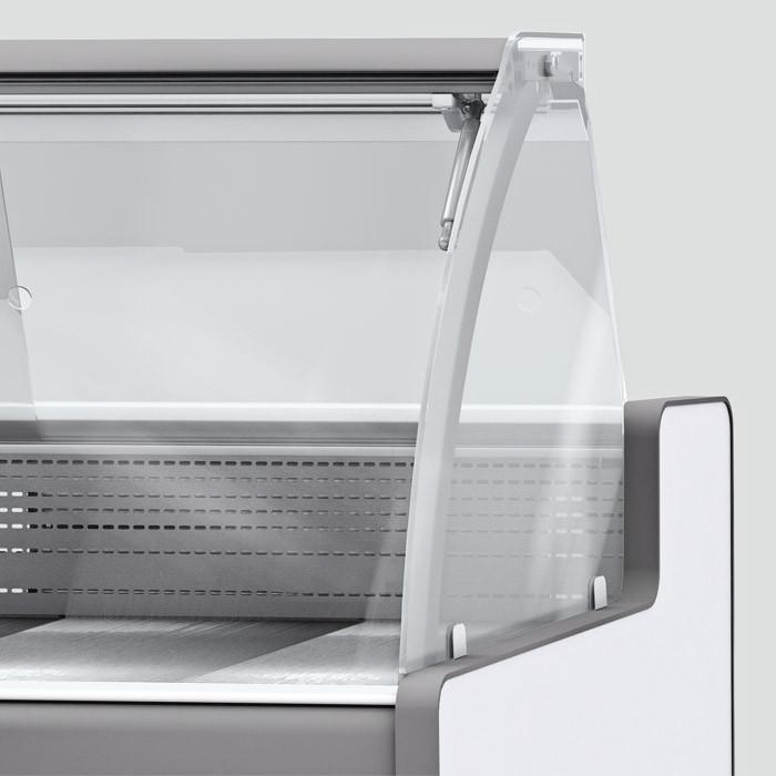 Холодильная витрина Aurora Slim 250 тепловая