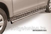 Защита порогов d76 труба Mitsubishi ASX 2010-14