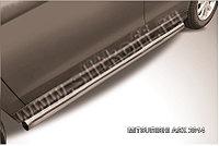 Защита порогов d57 труба Mitsubishi ASX 2014-