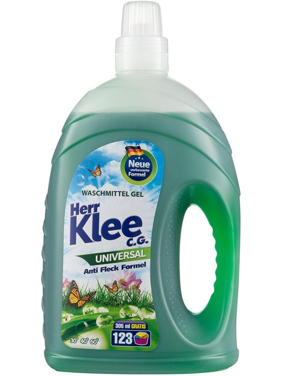 Klee cg 4.305л Universal Универсальный гель для стирки