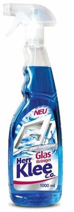 Klee жидкость для мытья окон 1 л голубой, фото 2