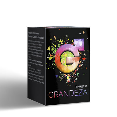 Grandeza (Грандеза) - капсулы для повышения либидо