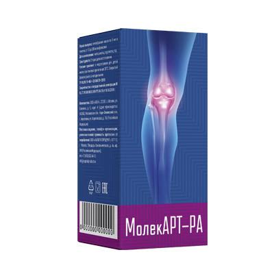 МолекАРТ-РА - капли для здоровья суставов