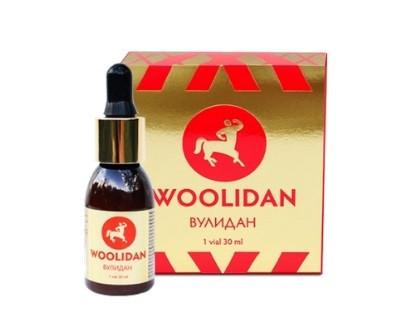 Woolidan (Вулидан) - капли для повышения потенции