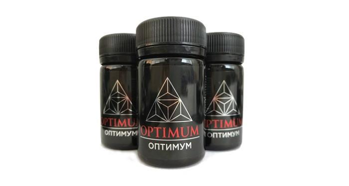 Optimum (Оптимум) - капсулы для повышения потенции
