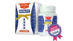 Fatality (Фаталити) — капсулы для похудения