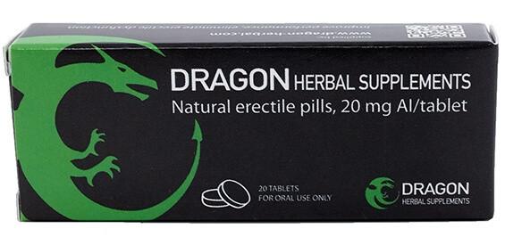 Dragon (Дрэгон) — капсулы для повышения потенции