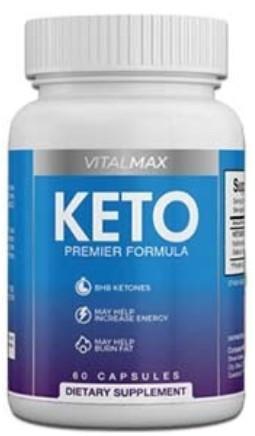 Vital Max Keto (Вита Макс Кето) — капсулы для похудения